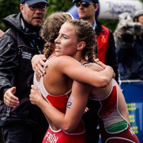 Kropkó Márti, a triatlon csoda